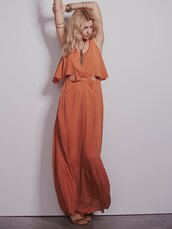 dress,free people andalusia maxi dress