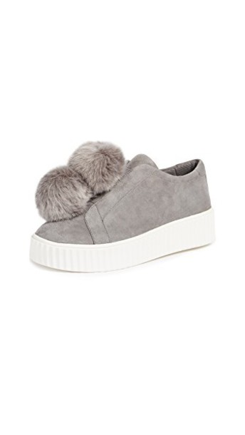 The Fix sneakers elephant grey shoes