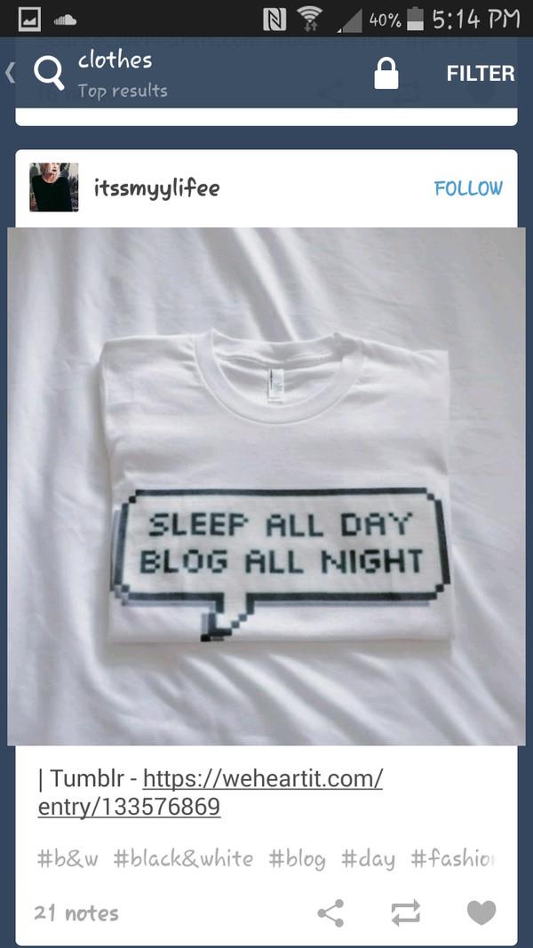 t-shirt tumblr shirt