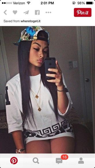 hat cap baddies black girls killin it fashion