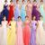 Cheap Bridesmaid Dress - Discount Cheap Bridesmaids Dresses Cap Sleeveless Square Neck Colorful Online with $26.31/Piece | DHgate