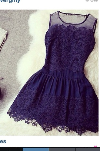 lace dress lace navy dress navy pumps silver shoes blue dress short prom dress short homecoming dress dress