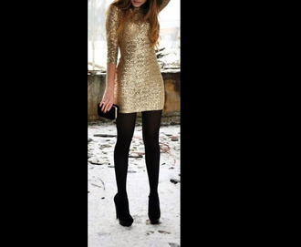 gold golden adorable sparkle fantastic gold sequins gorgeous wheretoget? where can i find this dress? wheretofindit where to get it ?