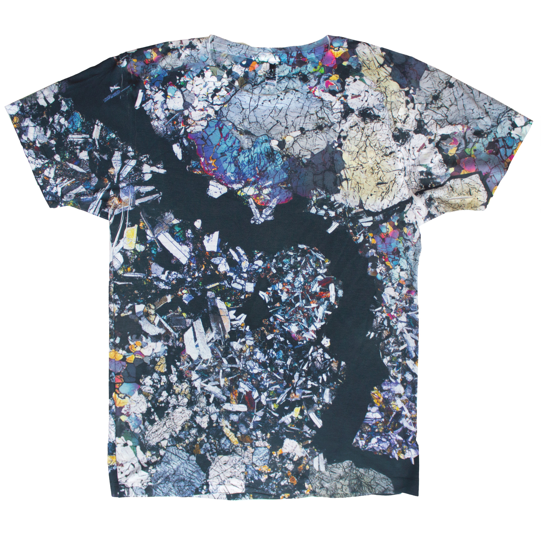 Galaxy print clothing in nebula & galaxy prints