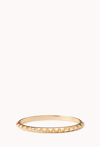 Total Stud Bangle | FOREVER21 - 1000128654