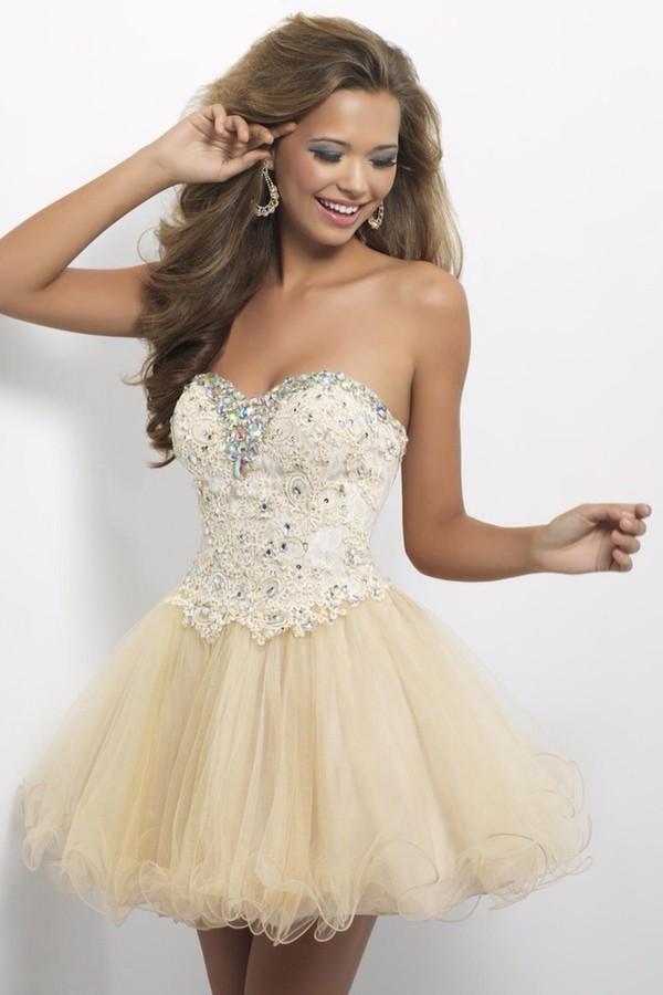 dress prom dress champagne prom dress champagne dress cocktail dress short prom dress short dress homecoming dress lace dress