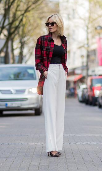 lisa rvd blogger shirt top pants shoes