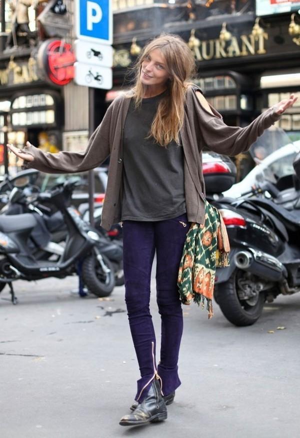 pants model pants casual