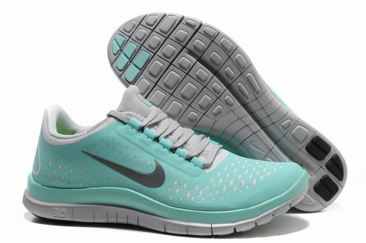 Online Sale Cheap Nike Free 3.0 V4 Womens Running Shoes Mint