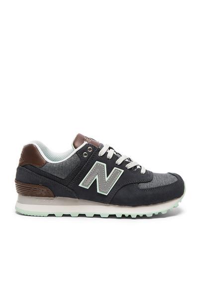 New Balance 574 Cruisin' Sneaker in navy