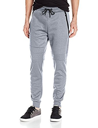 Amazon.com: Southpole Men's Tech Fleece Basic Jogger Pants, Heather Grey(Ss), 2XL: Clothing