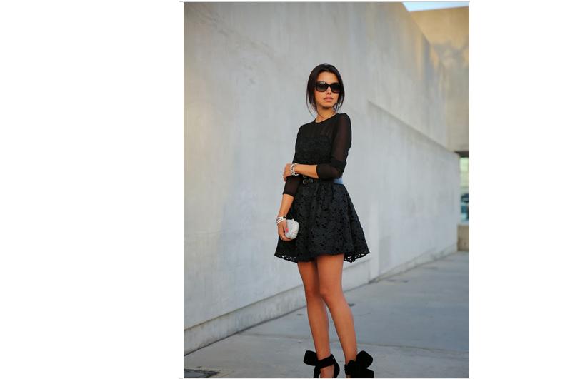 """embroida"" skater dress · emporium 17 · online store powered by storenvy"