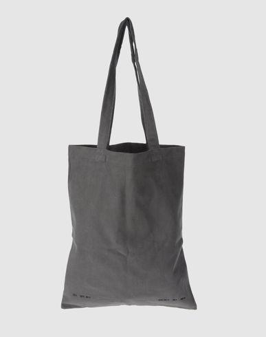 Large fabric bag drkshdw by rick owens on yoox united kingdom