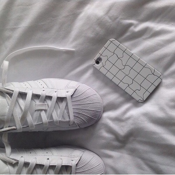 huge discount ad0d8 c738c phone cover, tumblr, aesthetic, shoes, black and white - Whe