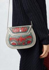 bag,mosaic tile bag,compact purse,evening bag,small bag,boho bag,bohemian bag,boho,evening purse,festival,festival bag