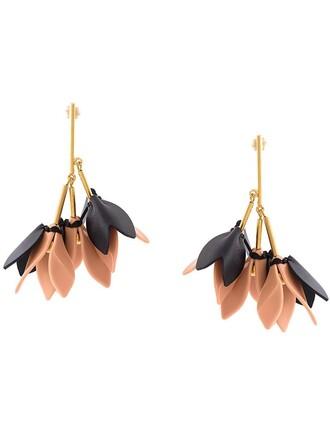 women earrings nude jewels