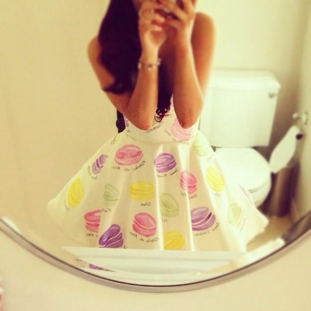 ariana grande macaron dress - photo #3