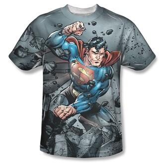 t-shirt teehunter doomsday superman comic shirt comics superhero superheroes