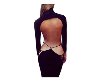 dress backless dress little black dress black dress black red lime sunday