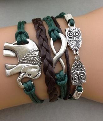 jewels owl