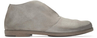 boots suede grey shoes