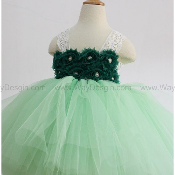 flower girl dress toddler birthday dress