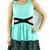 Baby Doll Mint Cutout Pastel Dress