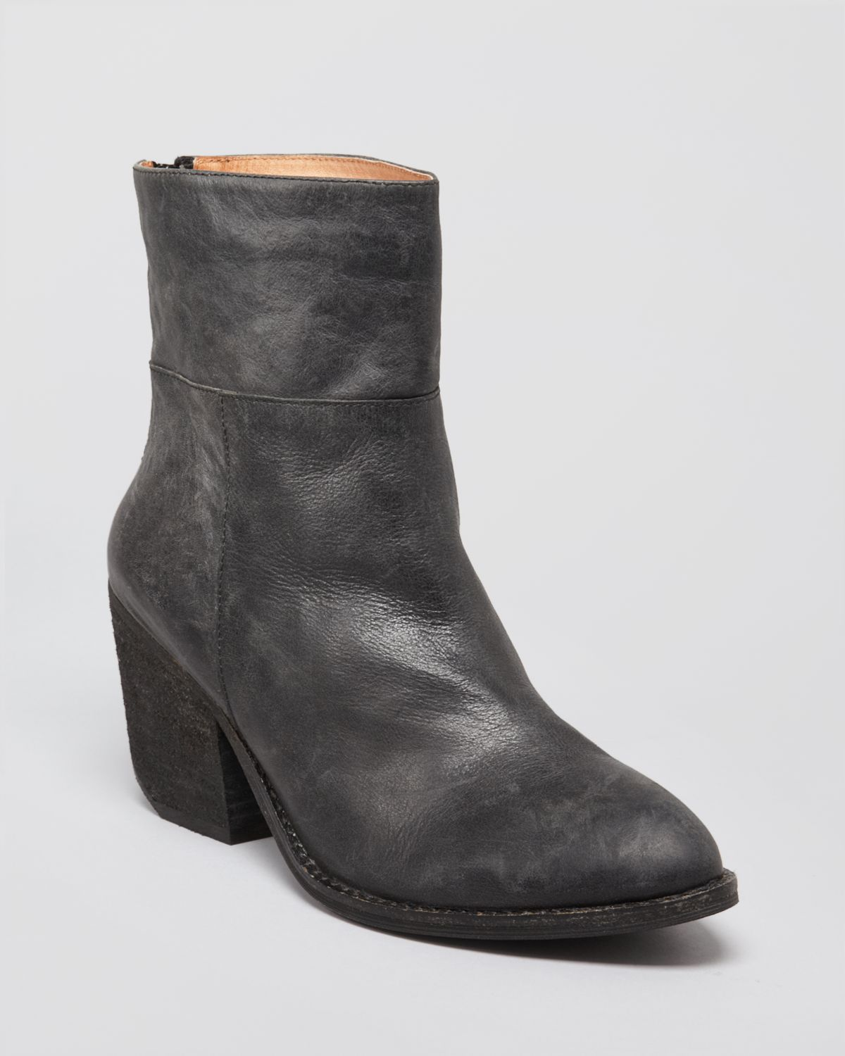 Jeffrey Campbell Booties - Rosmore Back Zip | Bloomingdale's