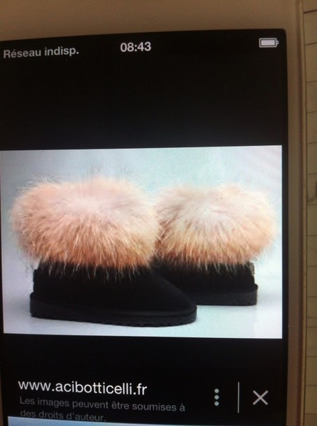 shoes ugg fury
