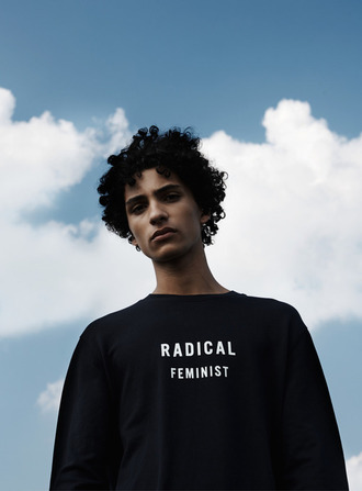 t-shirt radical feminism feminist alternative quote on it mens sweater statement tees