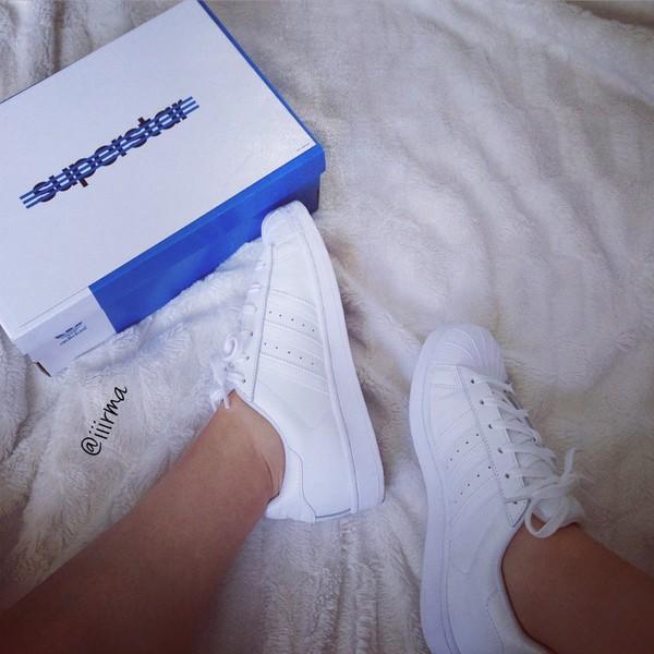 Adidas Superstar Foundation J W Schuhe