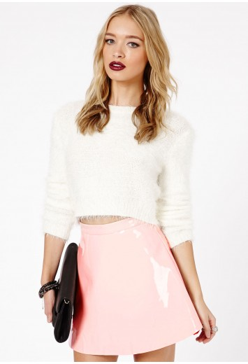 Milusia PVC Mini Skirt - Skirt - Mini Skirts - Missguided