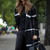 long checked coat | Lady Addict en stylelovely.com
