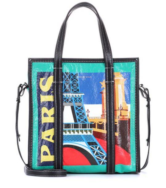 Balenciaga paris leather bag