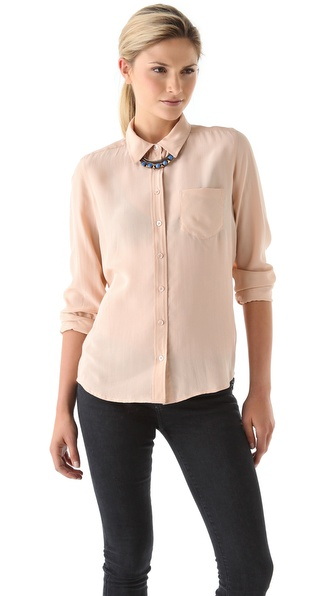 Equipment Brett Shirt | SHOPBOP