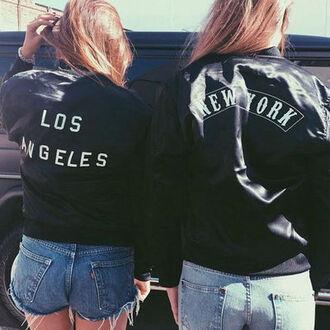 jacket leather jacket los angeles new york shorts streetwear streetstyle grunge