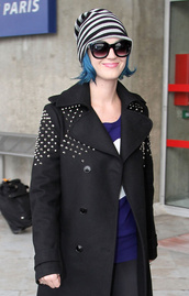 coat,katy perry,studs