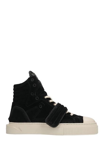 suede sneakers sneakers suede black shoes