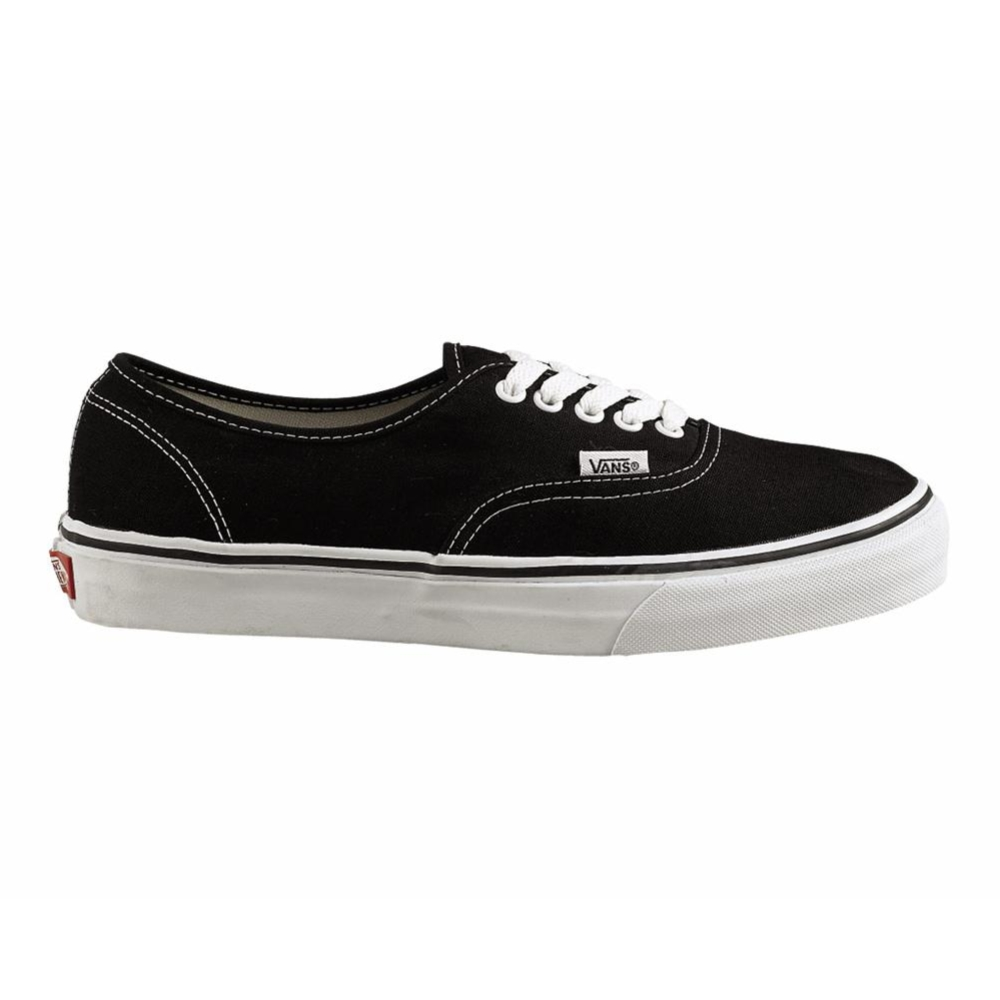 Vans Shoes - Vans Authentic Lo Pro Womens Shoes - Black