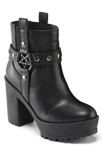 Winona Western Boot [B]