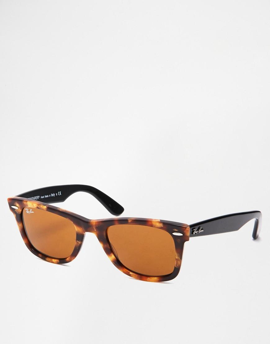 Ban wayfarer sunglasses at asos.com