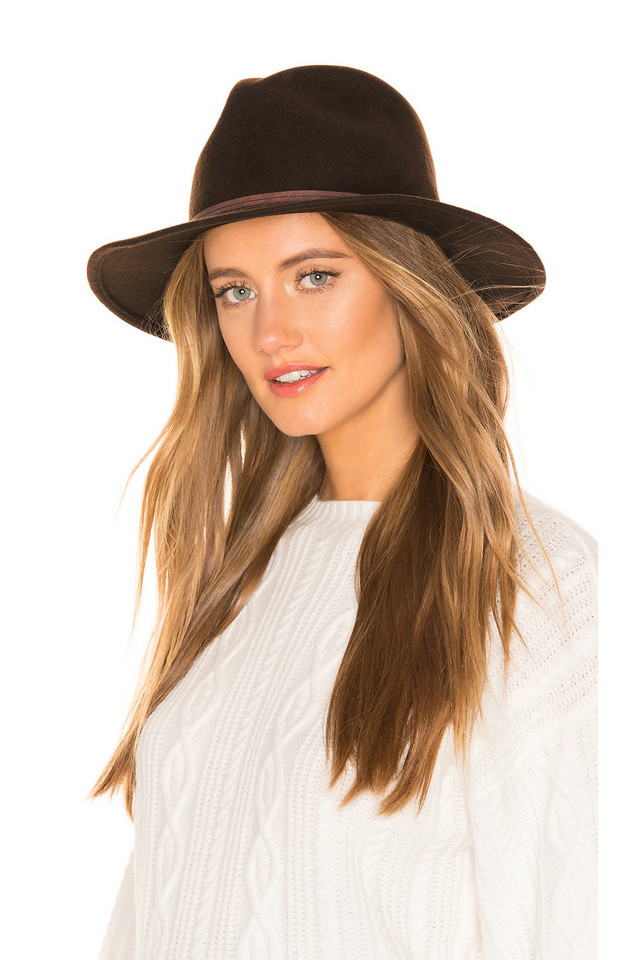 ale by alessandra Aurora Hat in brown