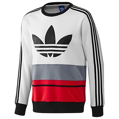 adidas C90 Art Fleece Sweatshirt