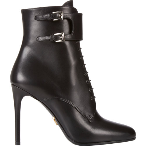 Strap ankle boots at barneys.com