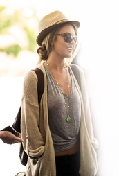 jacket,cardigan,jewels,sweater,clothes,sunglasses,shirt,grey,low,@sunglasses,tank top,tan,boho,knitted cardigan,boyfriend tshirt,t-shirt,hat,pendant,straw hat,coat,bohemian,style,fashion,relaxed,oversized cardigan,outfit,jewelry,hippie,cute,pinterest,top,grey t-shirt,nude,beige,long,laine,large,jeans,gold,green,necklace,fall outfits,blue