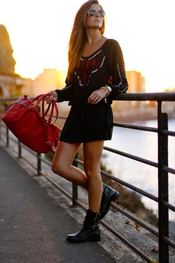 marilyn's closet blog blogger bag jewels