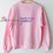 Girlhood sweatshirt gift sweater adult unisex cool tee shirts