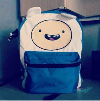 bag adventure time adventure time finn