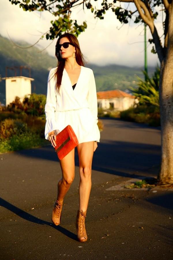 marilyn's closet blog romper shoes bag jewels