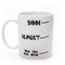 Now you may speak coffee mug